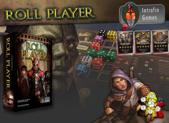 Roll Player intrafin games