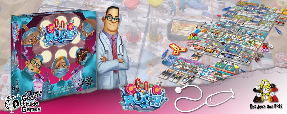 Clinic Rush